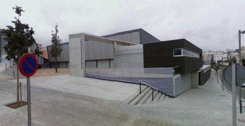 Pavell poliesportiu municipal teresa maria roca for Piscina municipal mataro