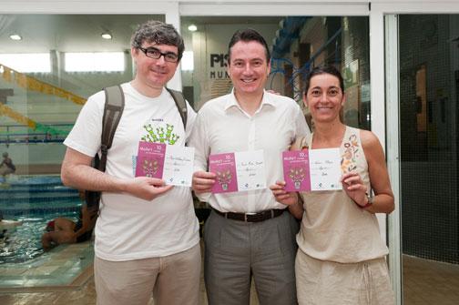 La campanya mulla t contra l esclerosi m ltiple recapta for Piscina municipal mataro