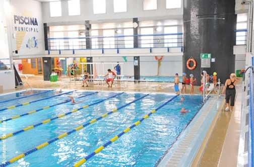 la piscina municipal millora les instal lacions