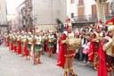 Els Armats de Mataró participen als Pessebres Vivents de Calella, Òrrius i Corró d'Avall