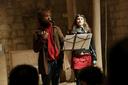 La patilla y la visceralidad (Mònica Caldeiro i Víctor López) + micro obert