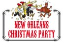 New Orleans Christmas Party