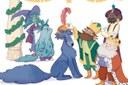 Els Reis Mags i els dolents dels contes
