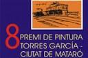 """Es publiquen les bases de la VIII Biennal de Pintura """"Torres García – Ciutat de Mataró"""" 2019"""