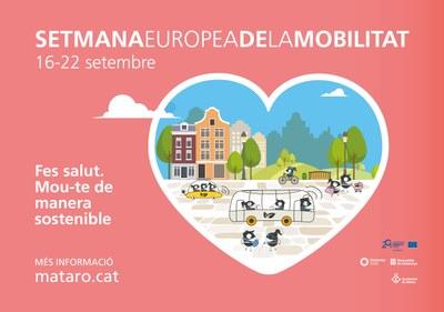 Setmana Europea de la Mobilitat- 2021