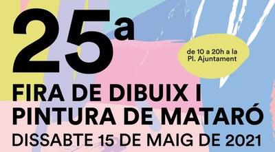 25a Fira de Dibuix i Pintura de Mataró