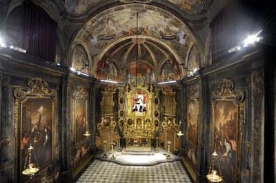 Conjunt dels Dolors de la basílica de Santa Maria de M...