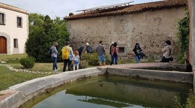 El jardí mediterrani de Can Boet