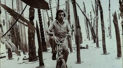 Pere Casanovas, escultor i col·laborador d'artistes