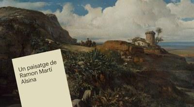 Un paisatge de Ramon Martí Alsina