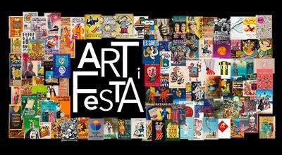 Visita guiada a l'exposició Art i Festa