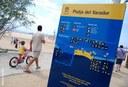 El Pla de serveis de les platges es modifica per incloure nous horaris de tancament per als establiments de temporada