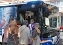Els usuaris del Mataró Bus puntuen el servei amb un 7,69