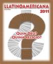 """L'Agenda Llatinoamericana Mundial 2011 té com a lema """"Quin Déu? Quina Religió?"""""""