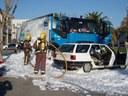 L'Ajuntament i Protecció Civil organitzen un simulacre d'accident en el transport de mercaderies perilloses