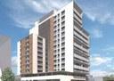 """L'Obra Social """"la Caixa"""" comença a construir la promoció de 78 habitatges de lloguer assequible a Mataró"""