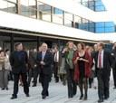 La ministra de Ciència i Innovació inaugura la nova seu i anuncia nous ajuts al parc TecnoCampus Mataró-Maresme