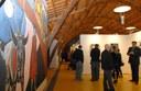 Unes 1.500 persones han visitat la Col·lecció Bassat d'Art Contemporani de Catalunya a la Nau Gaudí