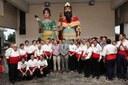 Canvis en el programa d'actes de la Festa Major, Les Santes, per les pluges