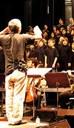 El projecte Cantània congrega més de 750 alumnes al Teatre Monumental per interpretar la cantata Beceroles