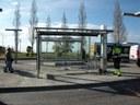 L'Ajuntament instal·la noves marquesines a vuit parades d'autobús