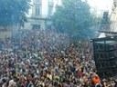 L'alcalde dóna el tret de sortida oficial a la Festa Major, Les Santes