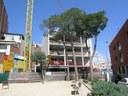 L'estructura de l'edifici que allotjarà el segon casal municipal per a la gent gran de Cerdanyola ja està enllestida
