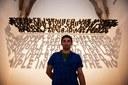 Una escultura de l'artista turc Cevdet Erek realitzada a Can Xalant s'exposa a la Galeria Tate Modern de Londres