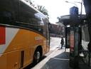 Els autobusos de l'empresa Casas compartiran parada amb la línia 4 del Mataró Bus al passeig de Carles Padrós