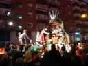Els Reis d'Orient omplen de màgia els carrers de Mataró