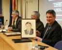 Joan Mora agraeix a l'Escola Pia Santa Anna el compromís amb la ciutat al llarg dels seus 275 anys d'història