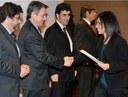"""L'alcalde demana als graduats de l'EUM """"ètica i compromís de futur"""" per millorar la societat"""