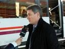 L'alcalde es mostra indignat per l'estat de les infraestructures de rodalies després de l'accident de tren succeït a Mataró