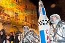 La Colla Gegantera Escola Mare de Déu de Lourdes guanya el premi a la millor comparsa de la Rua de Carnestoltes 2012