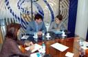 La directora del Servei d'Ocupació de Catalunya visita l'IMPEM i el TecnoCampus Mataró-Maresme