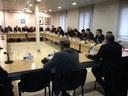 Front comú dels alcaldes del Maresme per reclamar solucions per als afectats per les participacions preferents