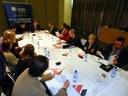 L'alcalde es reuneix amb una trentena de membres de l'Associació Catalana d'Executius, Directius i Empresaris