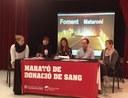 La Marató de Donació de Sang a Mataró vol superar les 400 donacions