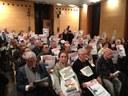 Tots els grups municipals reclamen que els afectats per les preferents de Caixa Laietana puguin optar a la via arbitral