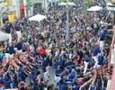 Deu colles castelleres d'arreu de Catalunya es congreguen a Mataró a la 1a Diada dels valors dels castells