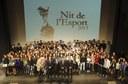 Els millors esportistes de Mataró de 2013 es donen cita a la 59a Nit de l'Esport