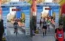 Ibrahim Ezzaydouni i Hasna Bahom guanyen la 17a edició de la Mitja Marató Ciutat de Mataró