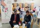 La Família Robafaves sortirà en cercavila amb motiu de Sant Jordi i el Llibre Gegant es farà al Pati del Cafè Nou