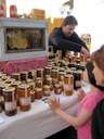 La plaça de l'Ajuntament acull el proper cap de setmana la 34 edició de la Fira Mercat de Sant Ponç