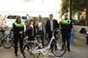 La Policia Local incorpora una bicicleta elèctrica com a suport per al programa d'educació viària