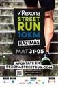 La Rexona Street Run 10 km Mataró tindrà lloc el proper dissabte a la tarda