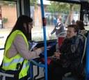 Mataró Bus posa en marxa una campanya per millorar la seguretat dels usuaris i garantir el bon ús dels autobusos