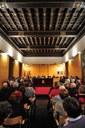 Mataró homenatja l'artista Santi Estrany amb l'acte institucional de concessió de la Medalla de la ciutat