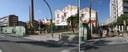 Pumsa inicia les obres de la nova zona de desencotxament d'autobusos a l'avinguda del Maresme