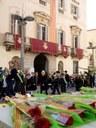 Un miler de persones visiten l'Ajuntament durant la jornada de portes obertes de Sant Jordi